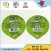 Deksels van de Folie van de yoghurt de Plastic Verzegelende