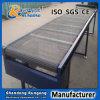 Transportador de correas del acoplamiento de alambre de acero inoxidable