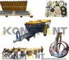 Машина Shotcrete ротора смешивания Kt-P60jk Wet&Dry