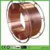 Alambre de soldadura sólido revestido de la fuente de la fábrica del cobre directo del precio bajo