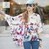 Usine desserrée de chemise du modèle 2017 d'aile chauve-souris neuve de Chiffion directe