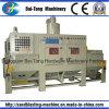Machine van het Zandstralen van het Type van Transportband van de riem de Automatische