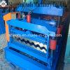 Colorir o rolo de fatura de pressão hidráulico de aço da telha de telhado que dá forma à máquina