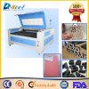 Vidrio/espuma/venta de goma del grabador del cortador del laser del CO2 de la calidad 80W