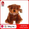 Ours de nounours animal fait sur commande de jouet de peluche de jouet d'ours de Brown