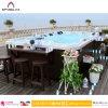 Romantic Jacuzzi Balboa SPA Hete Ton met de Fontein van Nice