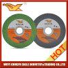 Disco di taglio di En12413 Inox/rotella di taglio per acciaio inossidabile