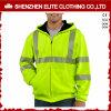 Salut sûreté r3fléchissante fluorescente Hoodie (ELTHJC-424) de force