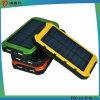 Carregador cobrando rápido esperto 8000mAh do banco da potência solar para cobrar ao ar livre