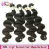 ブラジルボディ波を編む高品質のバージンの毛