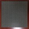 Colore completo esterno locativo P6 che fa pubblicità alla parete del video della visualizzazione del LED