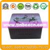 女性のためのShoesのギフトの錫ボックス金属の錫の容器