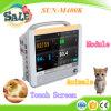 Monitor paciente do módulo portátil do uso do veterinário de Sun-M400k com multiparâmetro