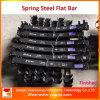 Barra plana de acero estándar de las BS para la fabricación del resorte plano del acoplado