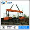 Eletroímã de levantamento retangular para o lingote de um aço MW22-11070L/2 de 500 graus