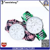 Yxl-200 Custom Fiber Woven Sports Canvas Nylon Montre Nato Montres de luxe Lady Dress Quartz