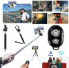 2014 forma Colorful Wireless Monopod com o Shutter para Mobile Phone