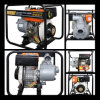 3  Diesel Water Pump com Etk178f Engine