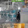 탄자니아 시장 최신 판매 30t/D 옥수수 맷돌로 가는 기계장치