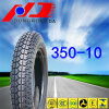 Price barato 350-10 Professional Manufacturer Motorcycle Tyre para África