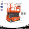 Воздушное Work Platform Electric Scissor Lift Table с 380 Kg