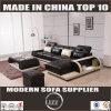 2017 L brandnew sofá Lz003 do couro da forma