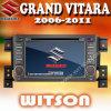 3G 기능을%s 가진 스즈끼 웅대한 Vitara (2005-2011년)를 위한 Witson 접촉 스크린 DVD (W2-D9651X)