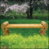 Carving de pedra Table para o jardim Decoration (GS-TB-006)