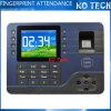 Assistance Ko-C091 de temps empreinte digitale et de carte biométriques d'IDENTIFICATION RF