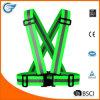 Veste de ciclagem reflexiva da segurança elevada da visibilidade para o ciclista