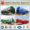 Reboque personalizado do caminhão da estaca/cerca Semi para o transporte de carga pesado
