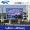 Affichage à LED extérieur du 1000:1 contrasté P6