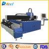 Máquina de corte inoxidável do laser da fibra 750W da tubulação de aço com velocidade muito rápida