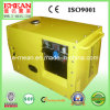 5kw gerador diesel silencioso elétrico do curso do Portable 4