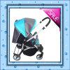 Umschaltbarer Handgriff-Baby-Spaziergänger