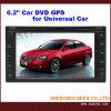 GPS van de Auto DVD van 6.2 Duim (PK-DG620S)