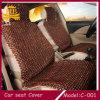 Raffreddare l'ammortizzatore di sede massaggiato dell'automobile dei branelli di legno, coperchio di sede dell'automobile