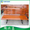 Muebles al aire libre del banco del respaldo de madera sólida (FY-026X)