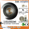 5W LED Down Light White Epistar LED Downlight für Home (DL-GU10 5W)