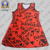 с Custom Design Netball Dresses