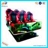 Het fantastische Hydraulische/Elektrische Interactieve 5D 6D 7D Theater van de Bioskoop van Guangzhou Mantong
