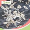 ウェディングドレスのためのスイスの花デザインオーガンザファブリック