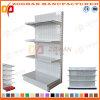 Mensola personalizzata della scaffalatura della visualizzazione di parete del ferro di ipermercato del supermercato (Zhs572)
