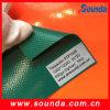 Прокатанный брезент PVC, покрытый брезент PVC, брезент PVC для крышки тележки