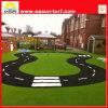 Искусственний материал PE травы и тип орнаментов Landscaping искусственная трава