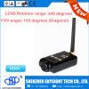 Appareil-photo sans fil Sky-HD01 Hubsan X4 H107D Fpv Quadcopter de l'émetteur DV d'Aio HD 1080P Fpv
