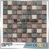 지면 도와 벽 도와를 위한 다채로운 자연적인 돌 대리석 모자이크