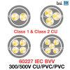 le CEI 60227 10 (BVV) 300/500V Light Cu/PVC/PVC Electric Wire