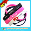 Wristband novo do silicone da forma do projeto popular do OEM