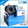 Macchina di piegatura del tubo flessibile idraulico di alta qualità Ht-120